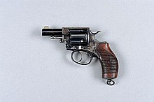 P. WEBLEY & SON A .455 RIC MODEL/83 REVOLVER, NO.