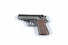 WALTHER A 7.65MM MODEL PPK SELF-LOADING PISTOL,