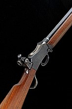 BSA A .22 MARTINI-ACTION TARGET RIFLE, NO. R12789