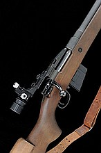 A .308 BOLT-ACTION SPORTING RIFLE, NO. FN3301