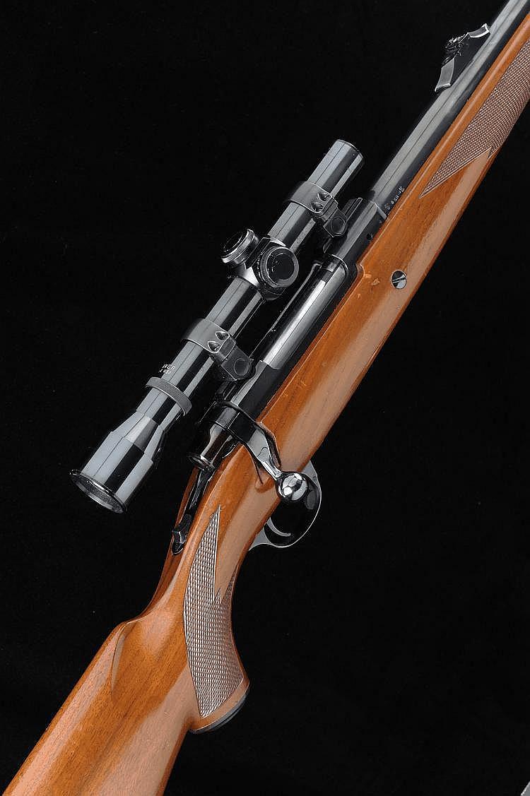 RUGER A .458 WIN MAG M77 MODEL BOLT-ACTION