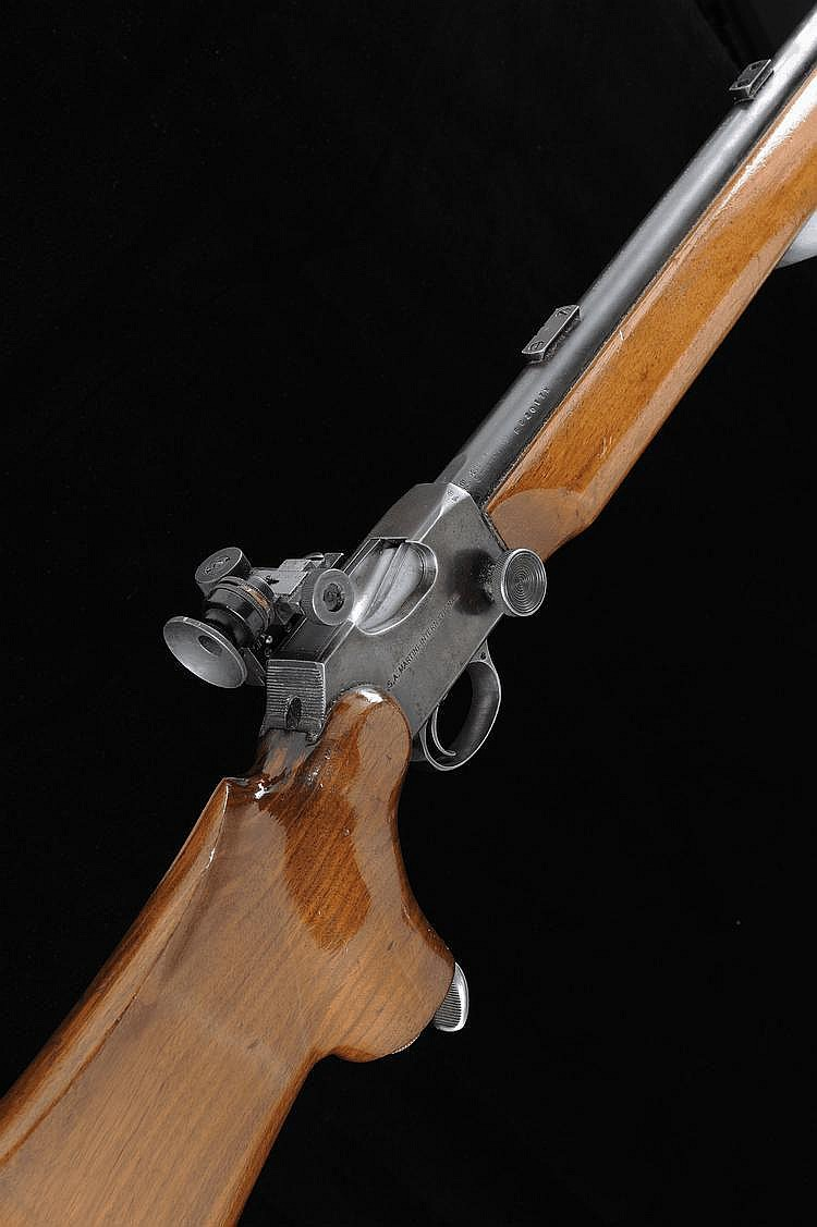 BSA A .22 MARTINI INTERNATIONAL MARK II TARGET