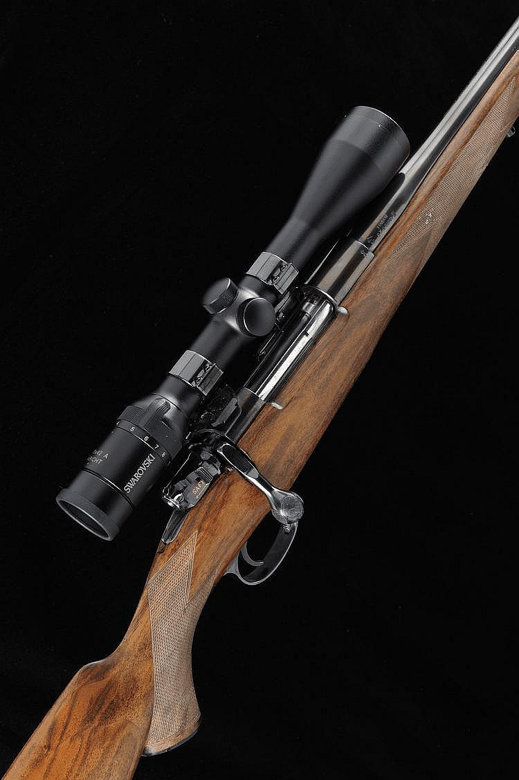 RONALD WHARTON (FROM RIGBY'S) A .275 BOLT-ACTION