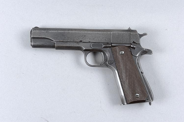 UNION SWITCH & SIGNAL CO. A .45 MODEL 1911 A1