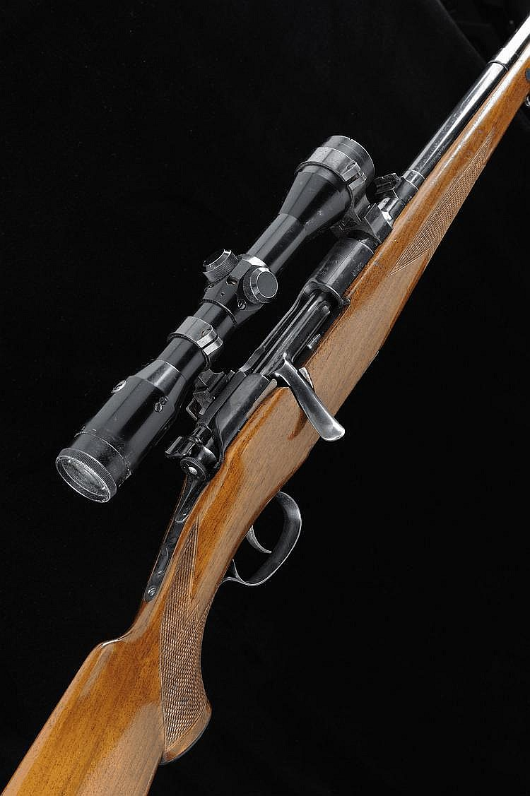 MANNLICHER A .270 MODEL GK BOLT-ACTION SPORTING