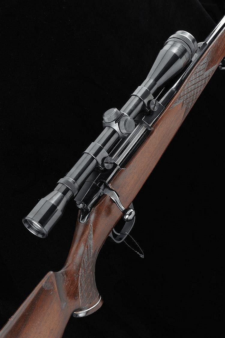 VOERE A .270 BOLT-ACTION SPORTING RIFLE, NO.