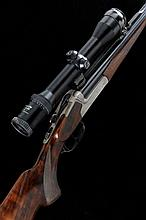 HEYM A 7X65R BOXLOCK NON-EJECTOR SPORTING RIFLE,