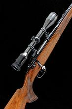 HEYM A .243 BOLT-ACTION SPORTING RIFLE, NO. 34336