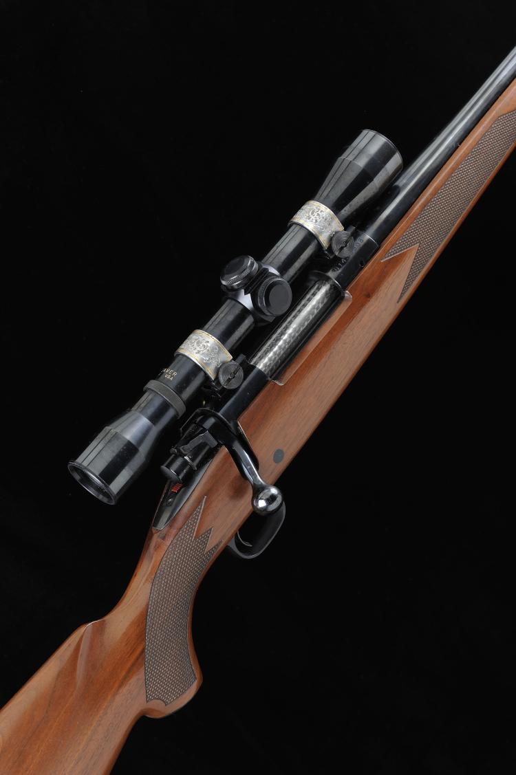 WINCHESTER A .243 MODEL 70 XTR BOLT-ACTION SPORTING RIFLE, NO. G1436306 21