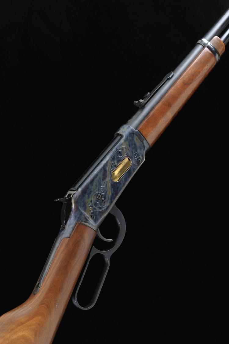 WINCHESTER A .30-30 MODEL 94 LEVER-ACTION RIFLE, NO. 4375664 20-inch barrel