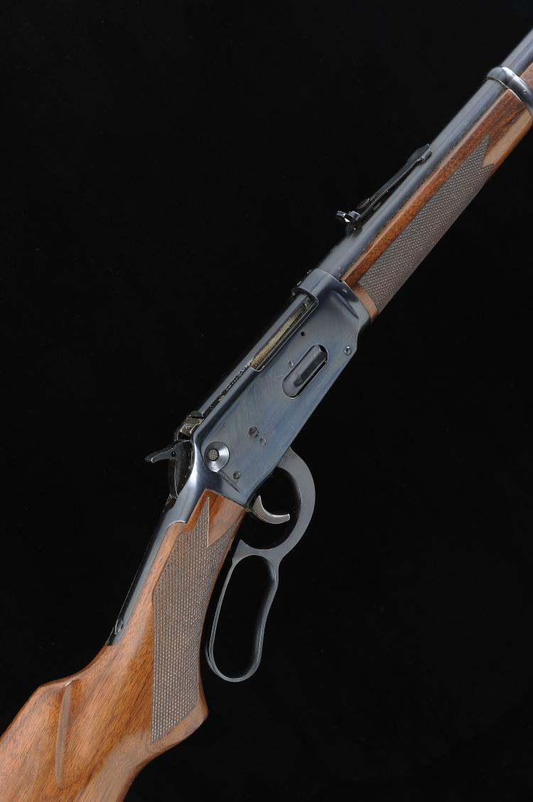 WINCHESTER A .357 MAGNUM MODEL 94AE LEVER ACTION SPORTING RIFLE, NO. 629948