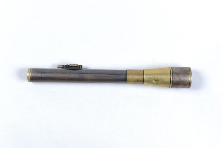 A GERMAN SKOPAR-B TELESCOPIC SIGHT with adjustment for elevation and focusi