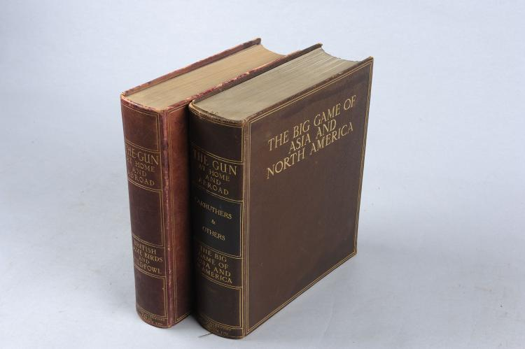 THE GUN AT HOME AND ABROAD two volumes; ''British Game Bird and Wildfowl''