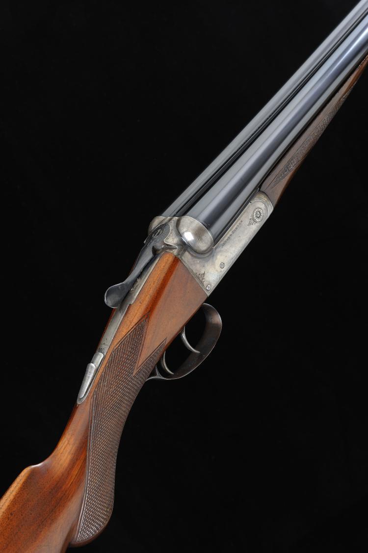 ARTHUR TURNER A 12-BORE BOXLOCK NON-EJECTOR GUN, NO. 11883 28-inch barrels