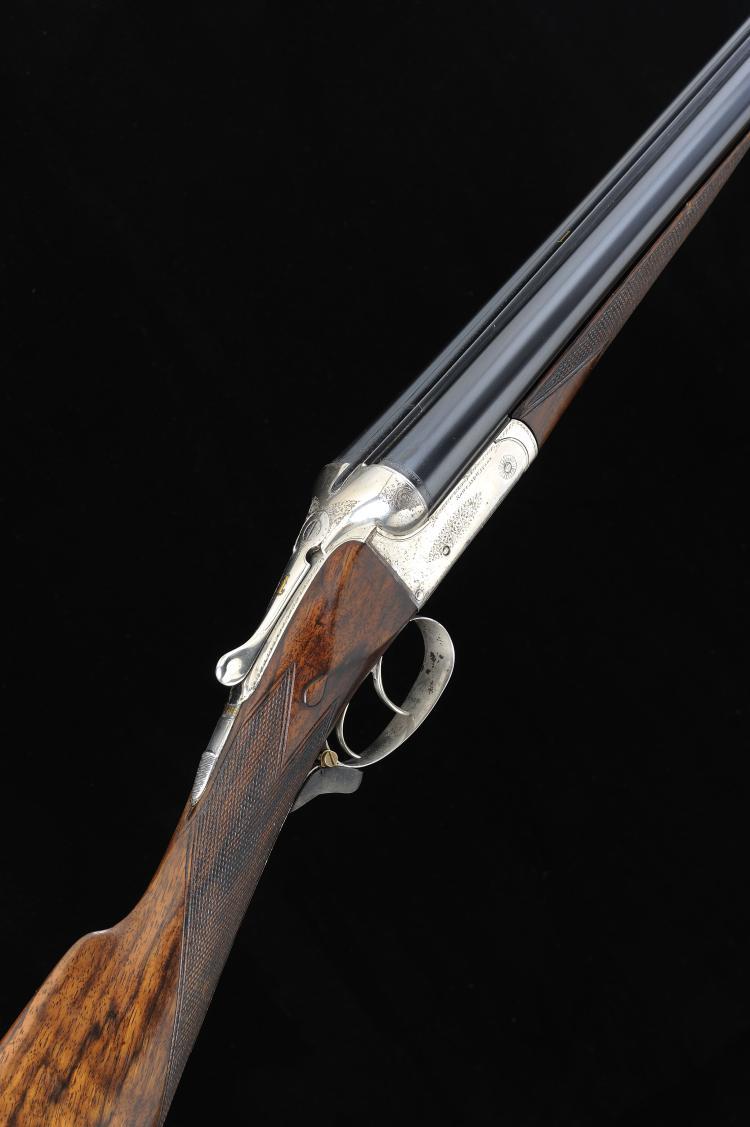 ROWLAND WATSON A 16-BORE BOXLOCK EJECTOR GUN, NO. 1804 28-inch barrels with