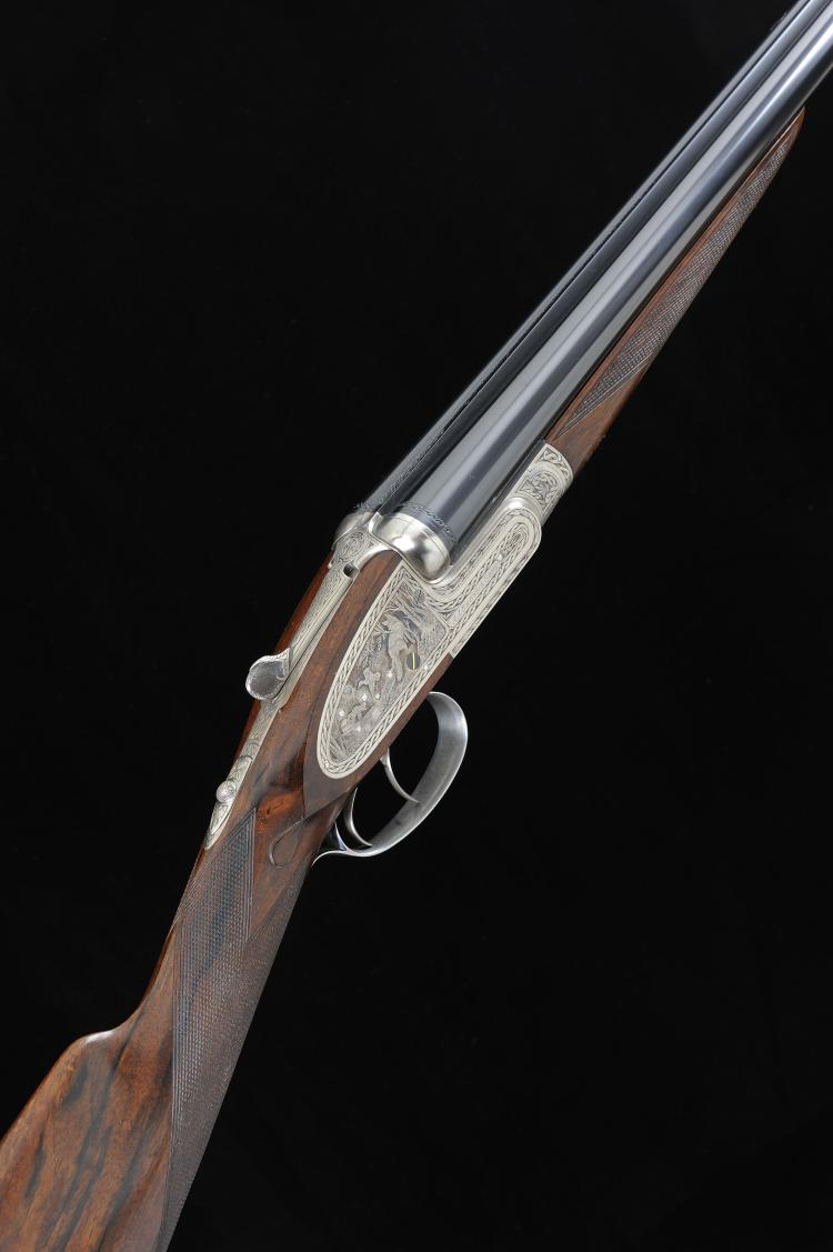 A. A. BROWN & SONS A FINE 20-BORE ''SUPREME DELUXE'' MODEL SELF-OPENING SID