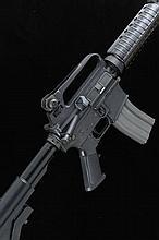 BREMMER ARMS COMPANY A .22 MODEL ''SAR 15'' SELF-LOADING RIFLE, NO. LB00028