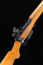 ENFIELD A 7.62MM ''ENVOY'' BOLT-ACTION TARGET RIFLE, NO. E440 27 1/2-inch b