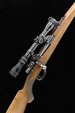 MAUSER A 7X57MM BOLT-ACTION SPORTING RIFLE, NO. 108084 23 1/2-inch barrel w