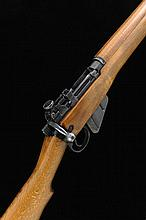 SAVAGE A .22 NO.4 MK 1* BOLT-ACTION SERVICE RIFLE, NO. 3935588 25-inch late