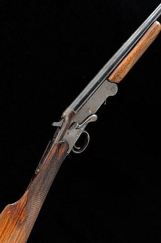 cogswell harrison a 410 single barrel folding gun no 63
