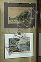 TWO UNFRAMED CURRIER & IVES PRINTS. Both small folios.
