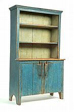 OPEN-TOP CUPBOARD.