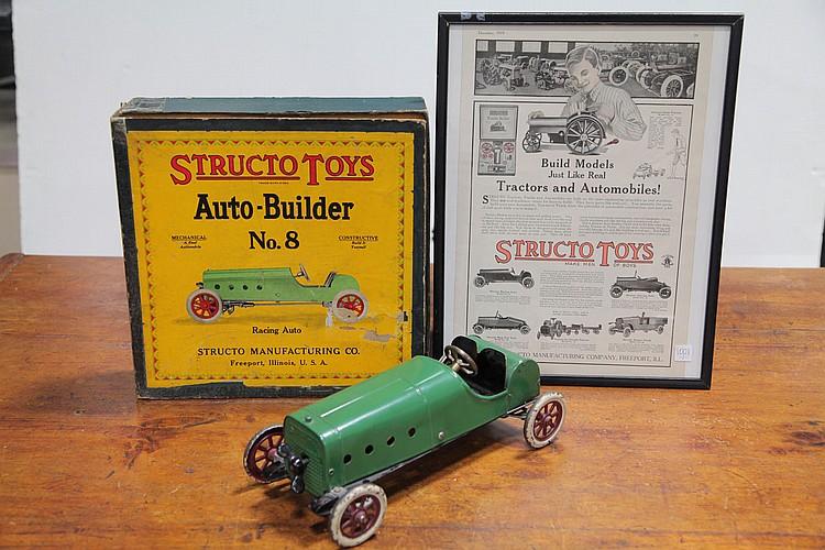 STRUCTO RACE CAR.