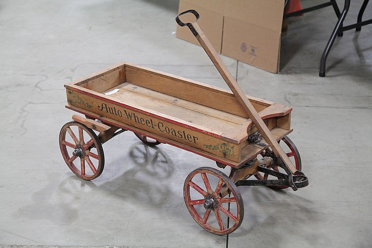 CHILD'S WAGON.