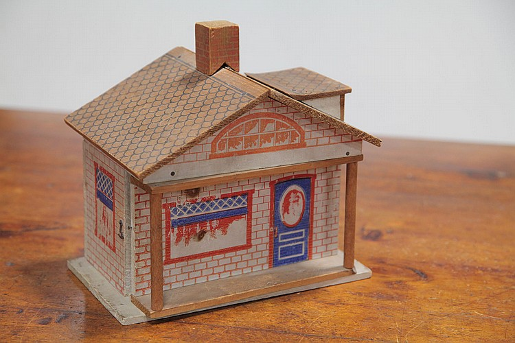 TOY HOUSE.
