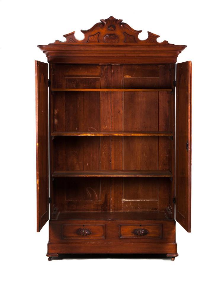 Victorian Knock Down Wardrobe