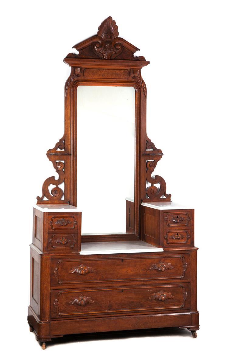 Three piece victorian bedroom suite for Furniture 3 piece suites
