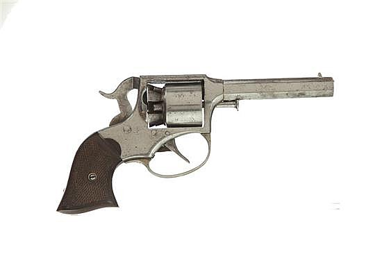 REMINGTON PERCUSSION PISTOL. Rider Model , .31 caliber, 3