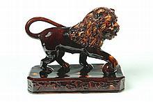 ROCKINGHAM LION.