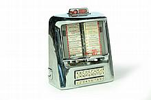 JUKE BOX RECORD SELECTOR MACHINE.