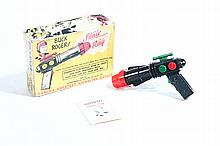 BUCK ROGERS TOY SONIC RAY GUN.