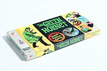 THE GREEN HORNET BOARD GAME.