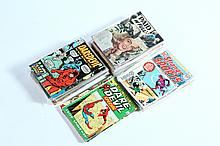 GROUP OF MISCELLANEOUS COMIC BOOKS.