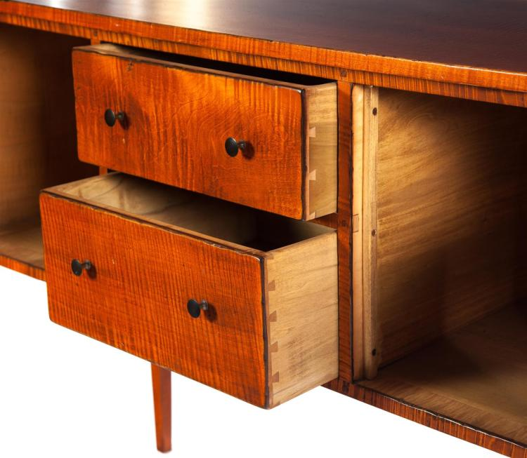 Hepplewhite Style Sideboard By David T Smith