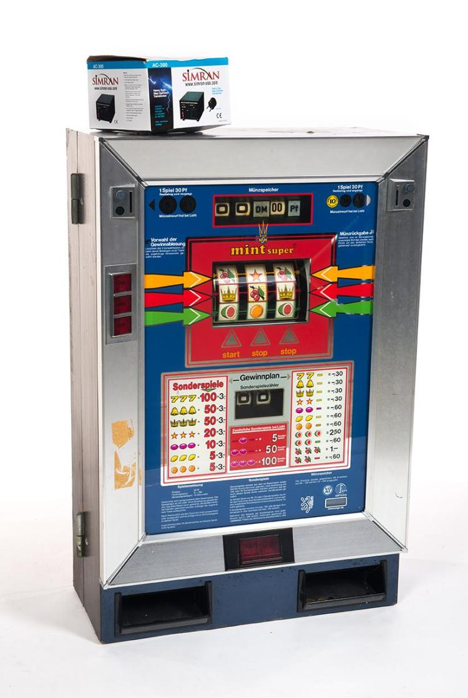 electric slot