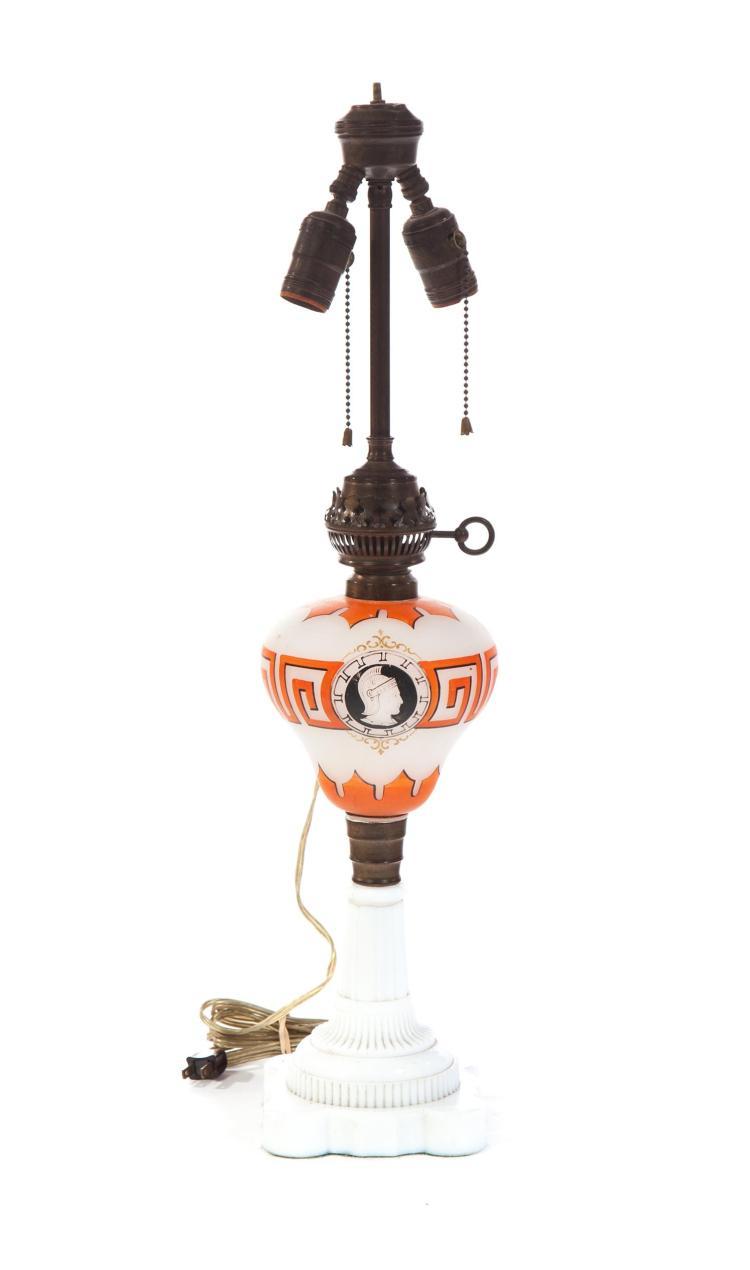 AMERICAN OIL LAMP.
