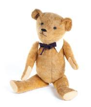 STUFFED TEDDY BEAR.
