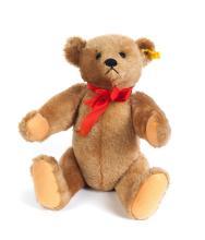 STUFFED STEIFF TEDDY BEAR.