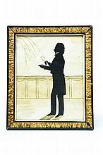 SILHOUETTE OF HENRY CLAY.