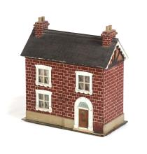 TWO-BAY DOLL HOUSE.