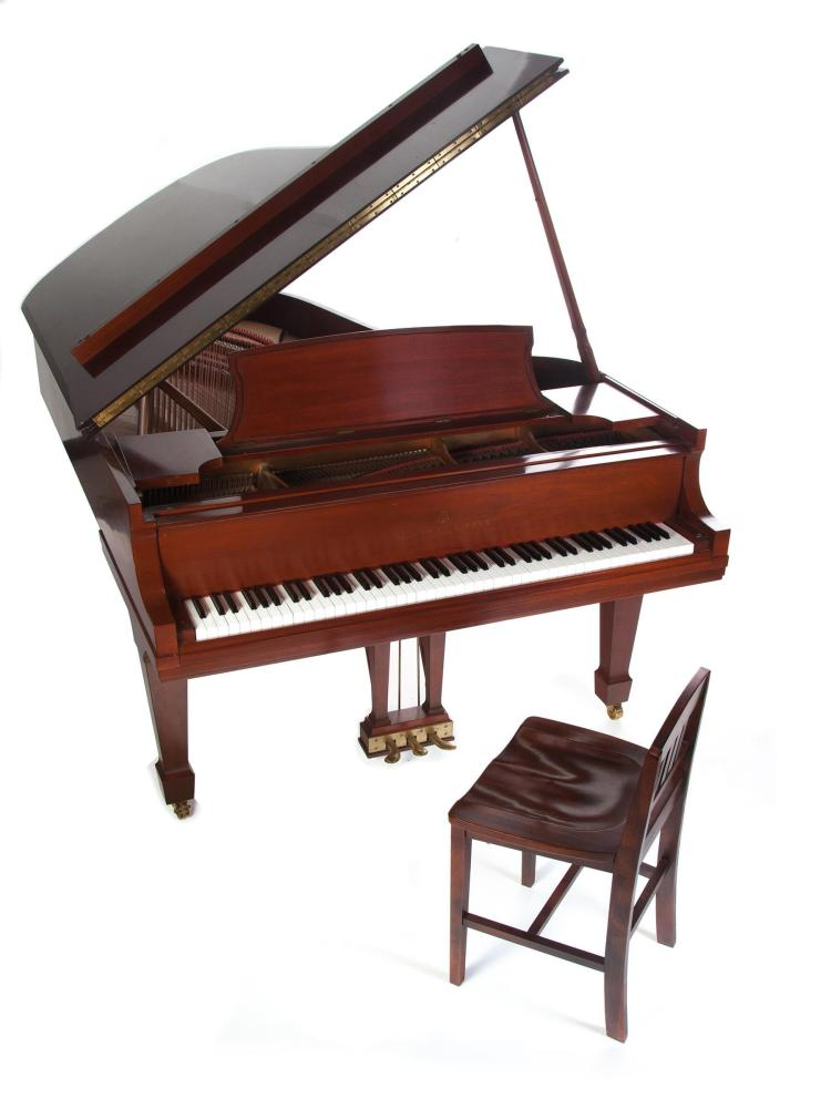 Steinway sons model b classic grand piano for Classic house piano