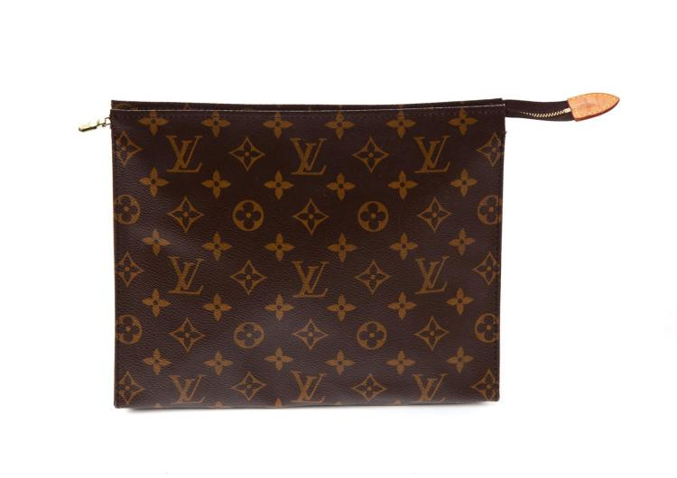 LOUIS VUITTON POUCH/CLUTCH.