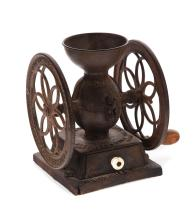 ENTERPRISE MANUFACTURING COMPANY TABLETOP COFFEE GRINDER.