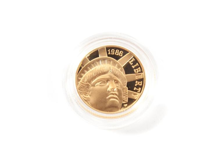 AMERICAN GOLD COIN.