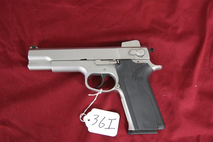 Smith & Wesson Model 4506-1 .45 Auto, Semi Auto
